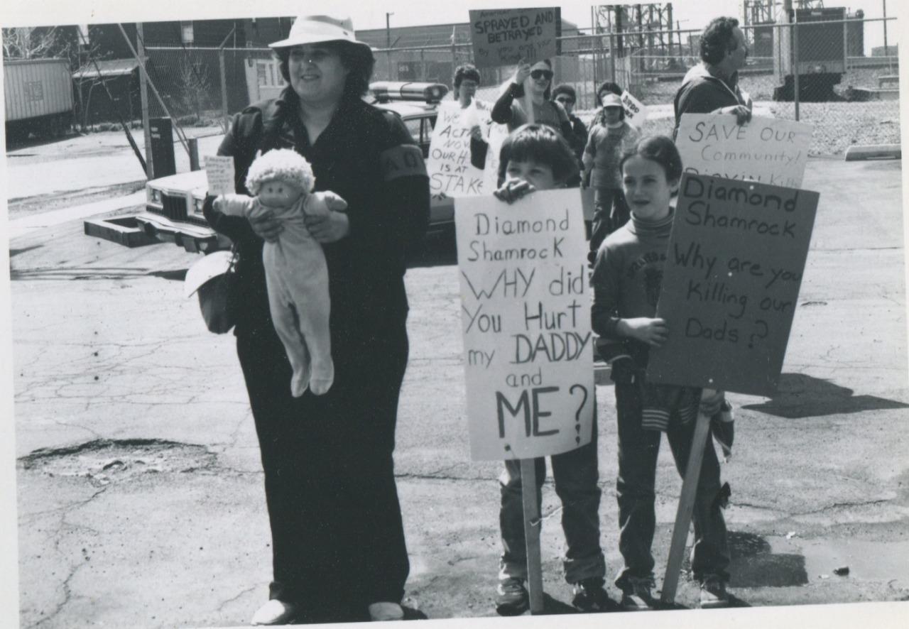 protest picture
